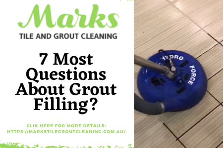 7 Most Asking Questions About Grout Filling? Infographic