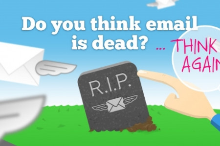 7 Reasons Email Isn't Dead Yet Infographic