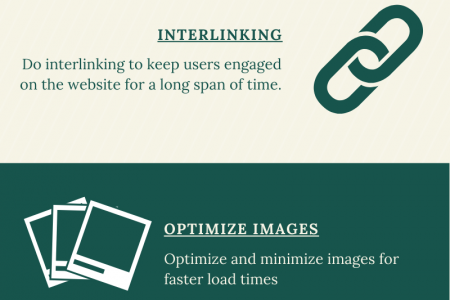 7 SEO tips every web designer should know - Websenor Infotech Infographic