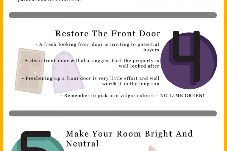 7 Tips On Adding Value To Your Home Infographic