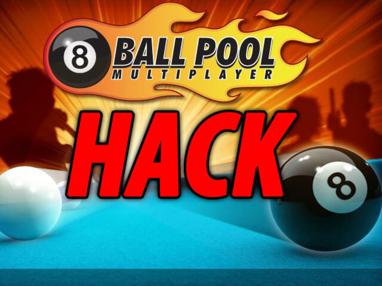 8 Ball Pool Hack - 8 Ball Pool Free Cash And Coins Infographic