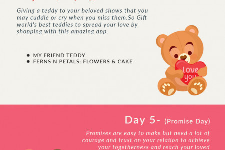 8 Tips for Valentines Day & Lists of Mobile App Helps to Infographic