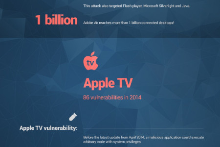8 Vulnerable Software Apps Exposing Your Computer to Cyber Attacks  - part 2 Infographic