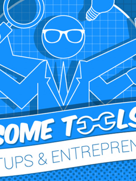 80+ great tools and resources for startups and entrepreneurs Infographic