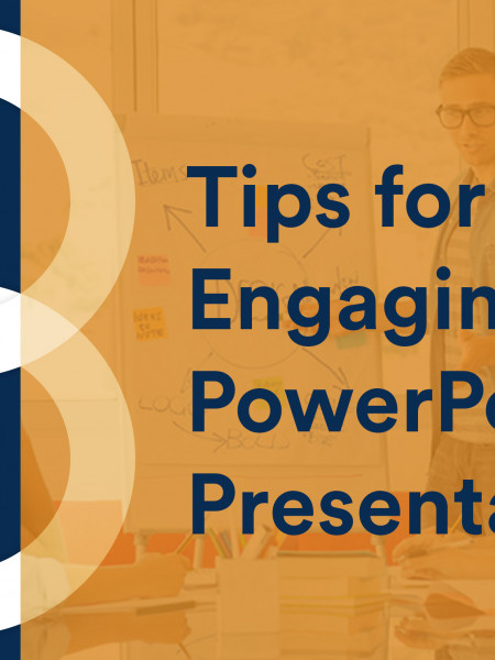 8 TIPS FOR ENGAGING POWER-POINT PRESENTATION Infographic