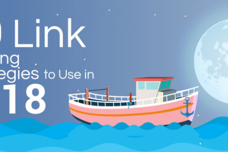 90 Link Building Strategies to Use in 2018 [Infographic] Infographic
