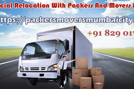 Arrange Your First Migration With Packers And Movers Mumbai Infographic