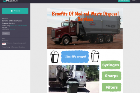 Benefits Of Medical Waste Disposal Services Infographic
