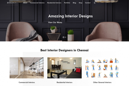 Best Interior Designers in Chennai Infographic