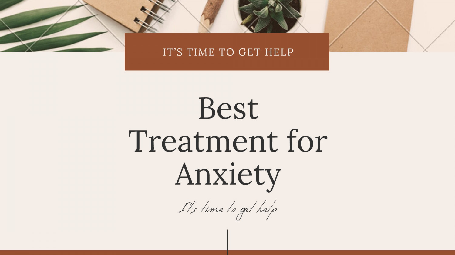 Best Treatment for Anxiety Infographic
