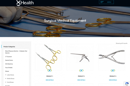Best surgical instruments manufacturers   surgical equipment wholesale in USA Infographic