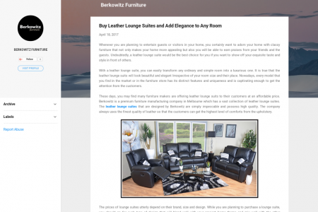 Buy Leather Lounge Suites and Add Elegance to Any Room Infographic