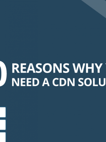 CDN Infographic: Why You Need a CDN Solution Infographic