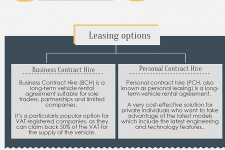 Car Leasing Infographic Infographic