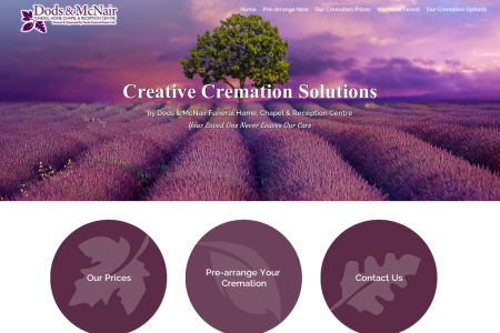 Creative Cremation Solutions Infographic