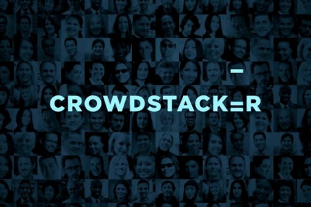 Crowdstacker - How it works Infographic