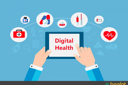 Digitizing Healthcare - Where does India stand? Infographic