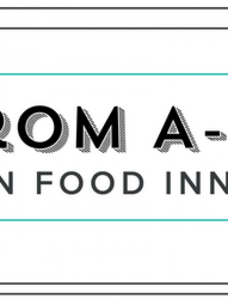 Food Innovation from A to Z Infographic