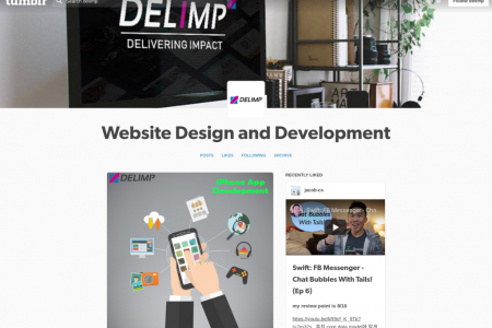 Get iPhone apps developed by expert iOS developer at Delimp Infographic