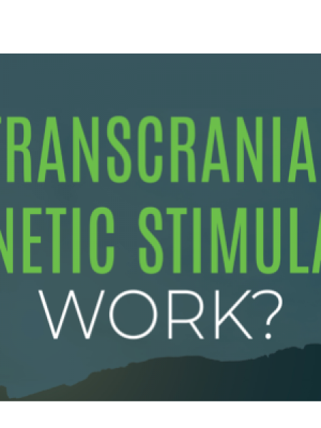 How Does Transcranial Magnetic Stimulation (TMS) Work? Infographic