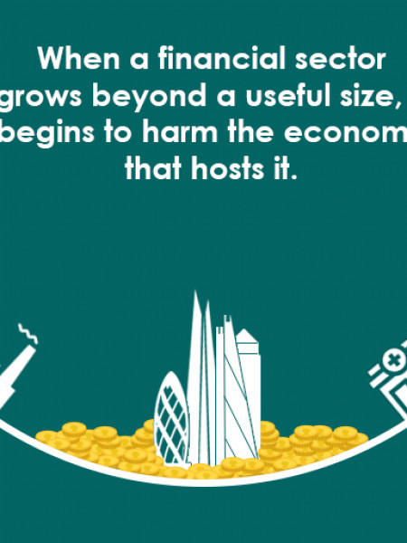 How the City of London makes us all poorer  Infographic