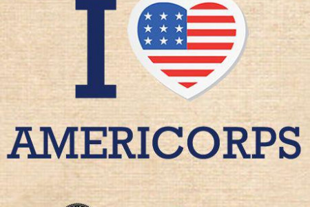 I Heart AmeriCorps Infographic