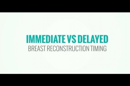 Immediate vs Delayed: Breast Reconstruction Timing Infographic