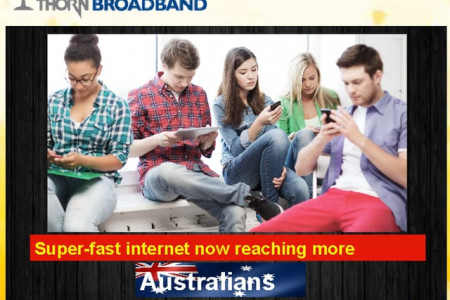 Increase Your Download Speed-Thorn broadband Infographic