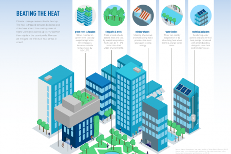 Infographic: Beating the Heat Infographic