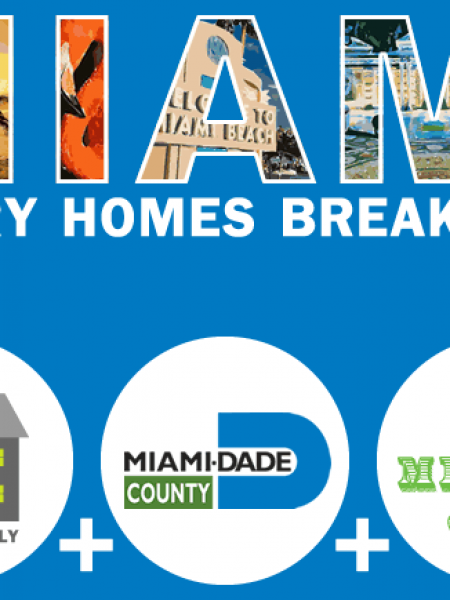 Miami Luxury Single-Family Homes Infographic Infographic
