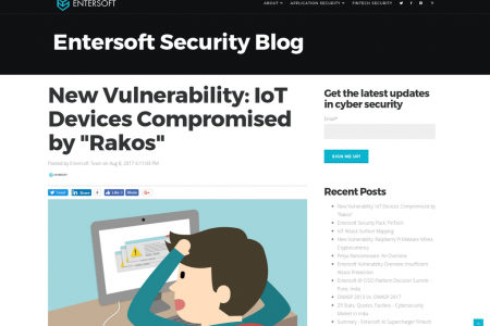 New Vulnerability: IoT Devices Compromised by