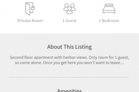 OnAirbnb: If Your Favourite TV Shows Did Airbnb… Infographic