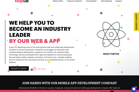 Our New Website Design! Infographic
