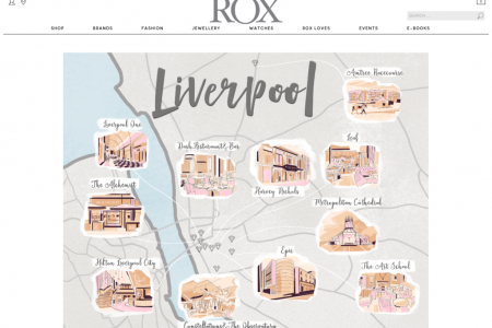 ROX'S GUIDE TO A LIVERPOOL PROPOSAL Infographic
