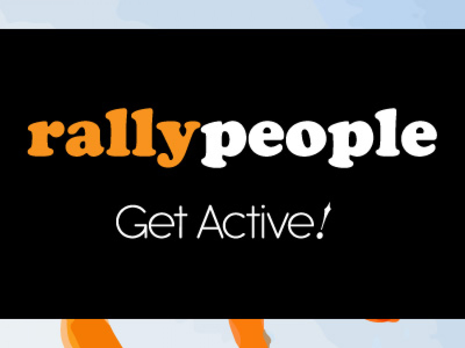 Rallypeople: Get Out & Get Active (creatives) Infographic