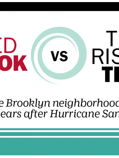 Red Hook vs. The Rising Tide Infographic