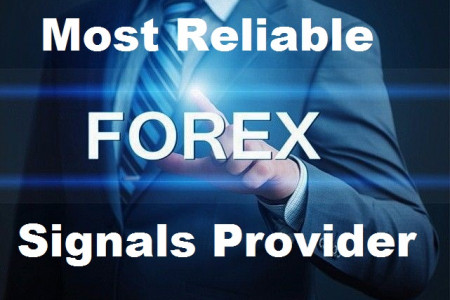 Reliable Forex Signals Infographic