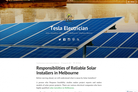 Responsibilities of Reliable Solar Installers in Melbourne Infographic