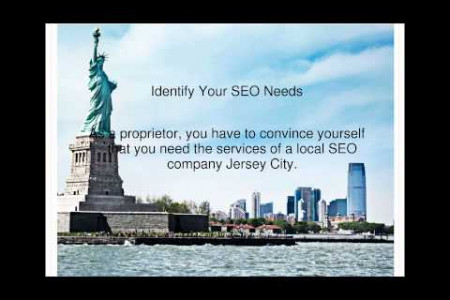 SEO In Jersey City Infographic