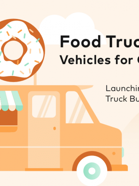 Starting a Food Truck Business Infographic