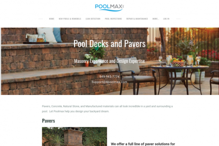Swimming Pool Backyard Renovations Infographic