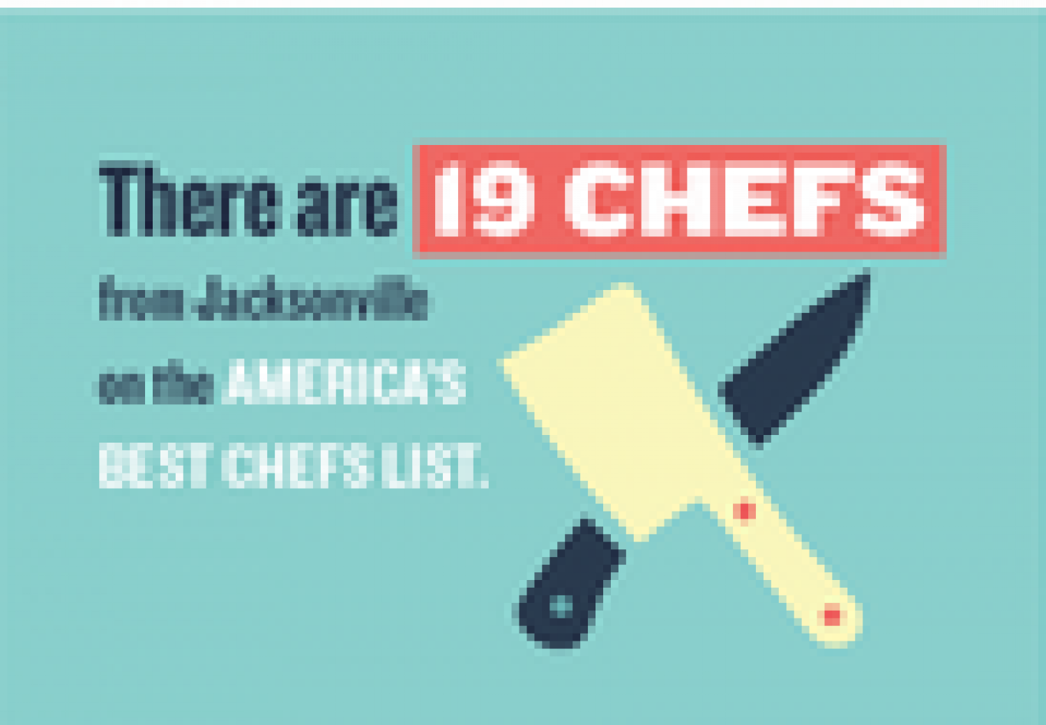 Take A Bite Out of Jax! Infographic