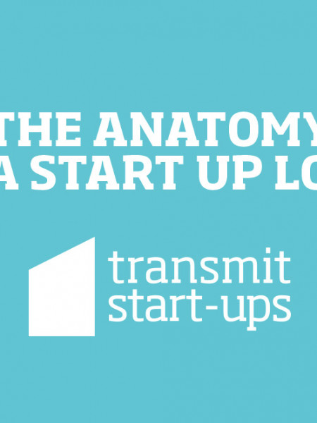 The Anatomy of a Start-Up Loan Infographic