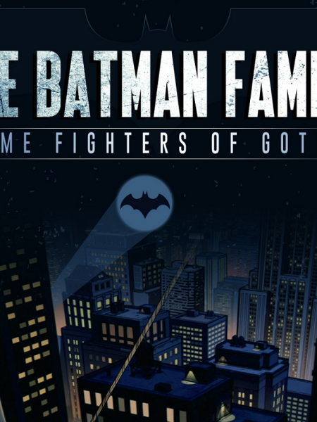 The Batman Family - Crime Fighters of Gotham Infographic