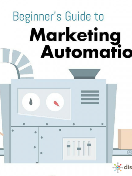 The Beginner's Guide to Marketing Automation (Infographic) Infographic