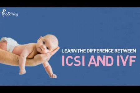 The Difference Between  ICSI Treatment &  IVF Treatment Infographic