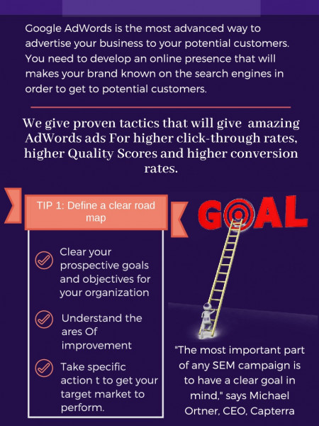 Tips for Successful Google Ads Campaign Infographic
