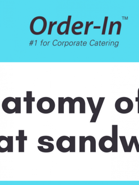 Tips for a winning sandwich Infographic