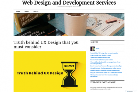Truth behind UX Design that you must consider Infographic