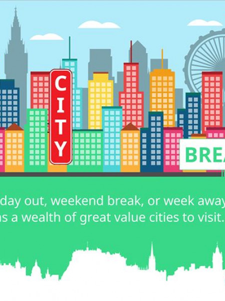 UK city breaks Infographic
